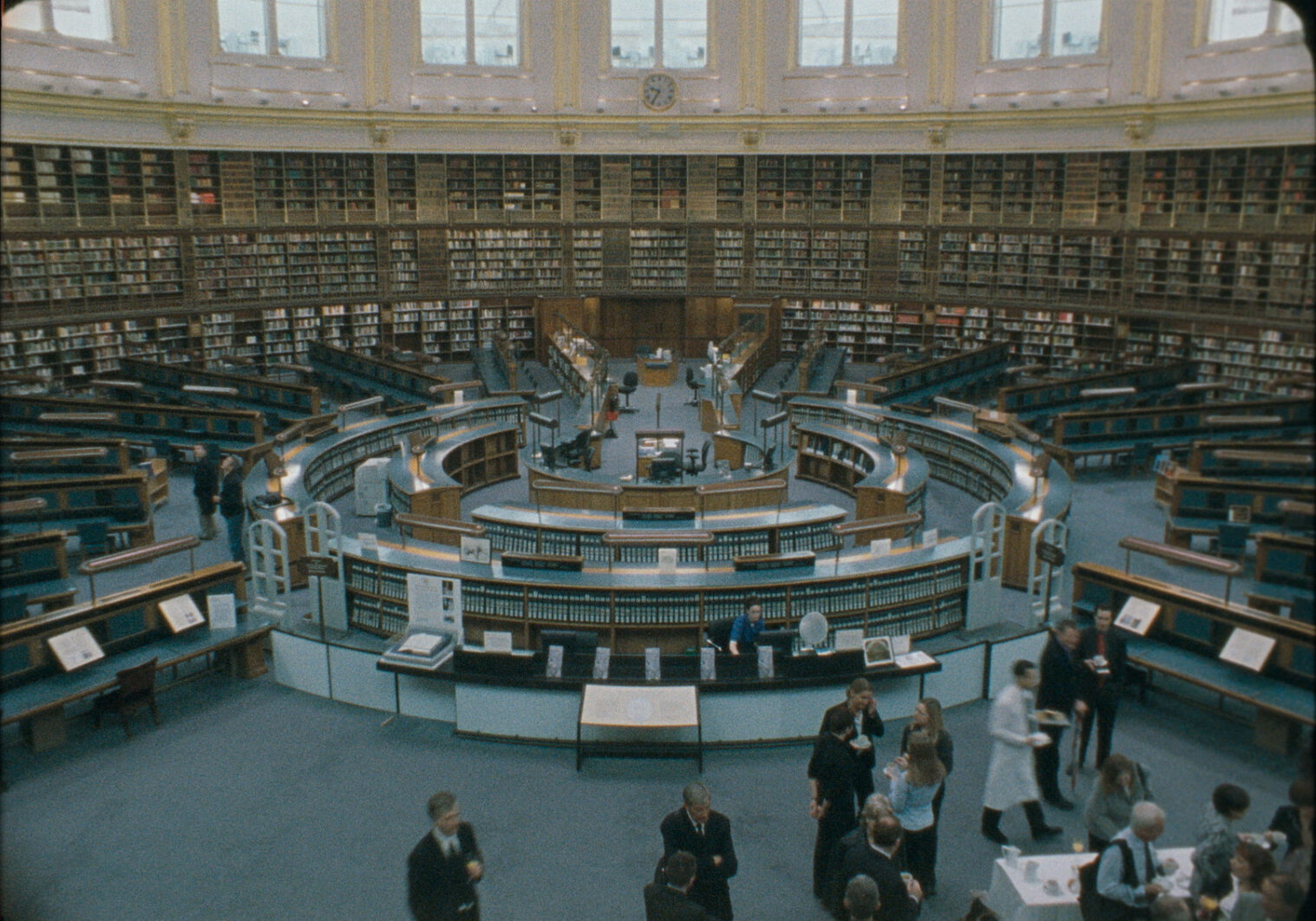 The Reading Room , Stephen Connolly