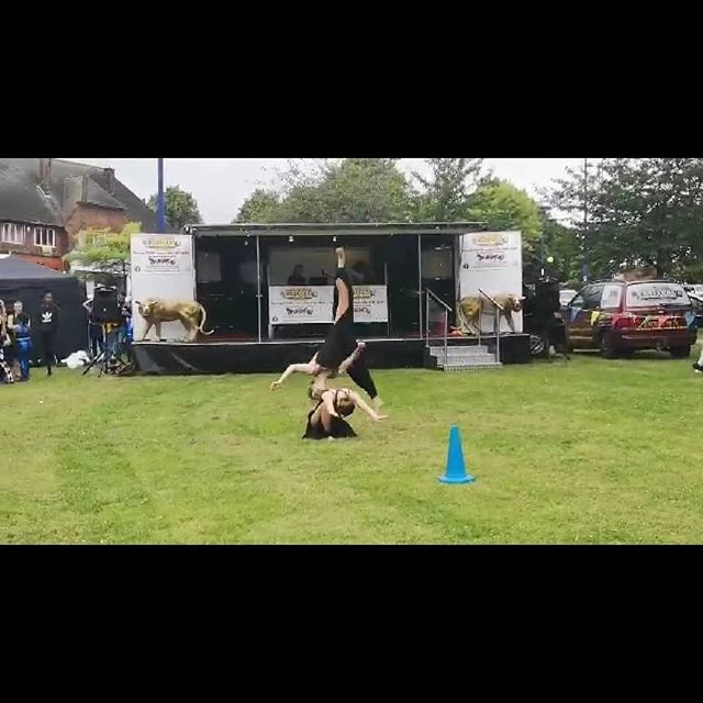 Well done team Elite with your performance at Weoley Castle Festival today