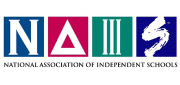 Logo for the National Association of Independent Schools