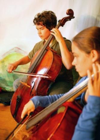 Middle School String Ensemble
