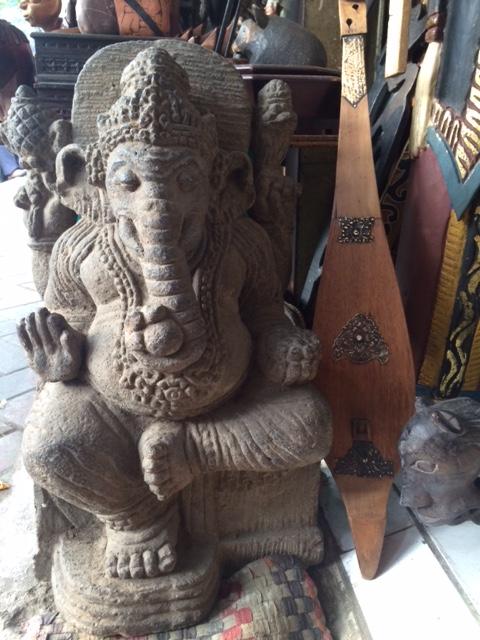 Sculpture of Ganesha