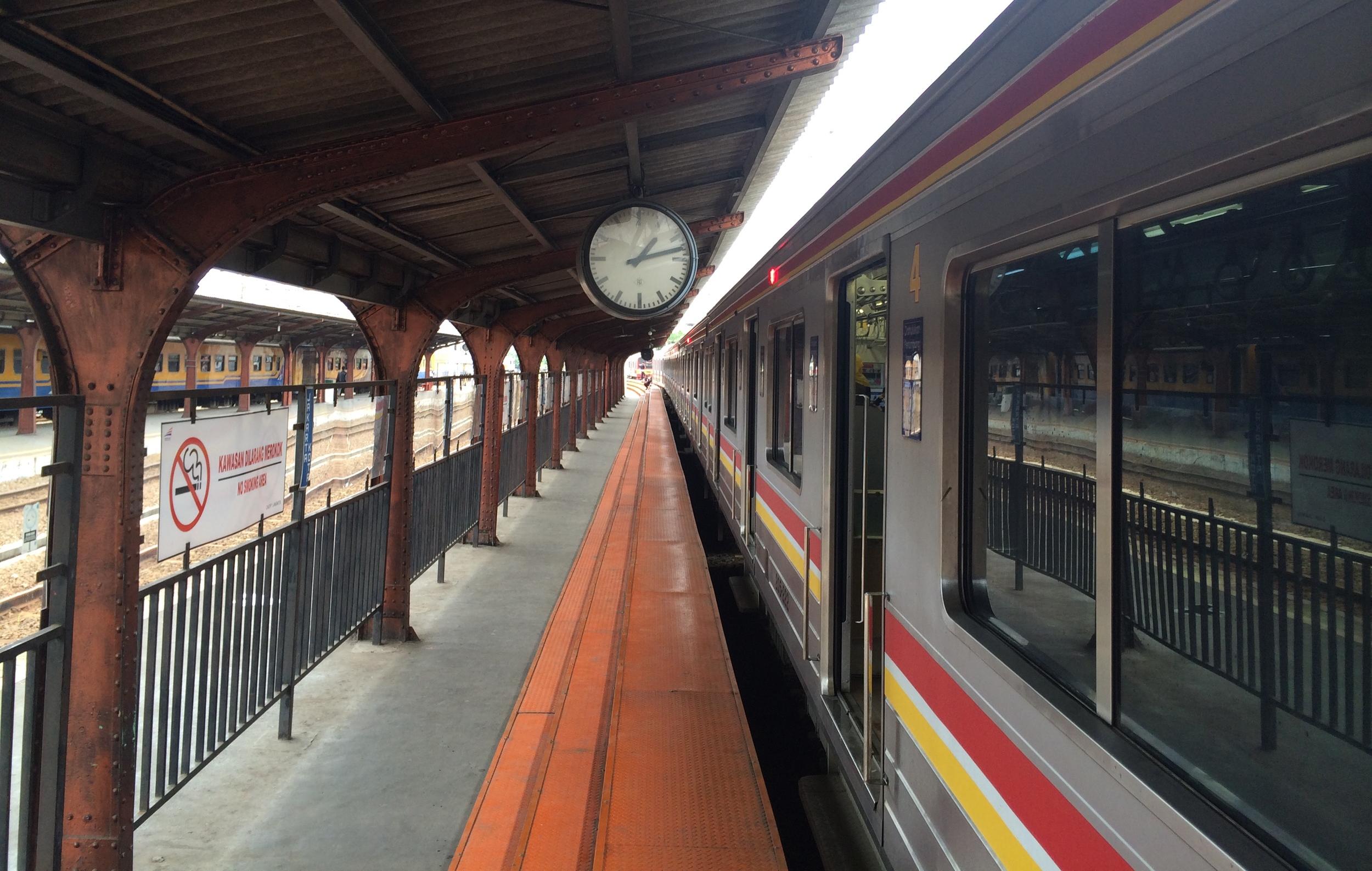Kota Tua Train Station