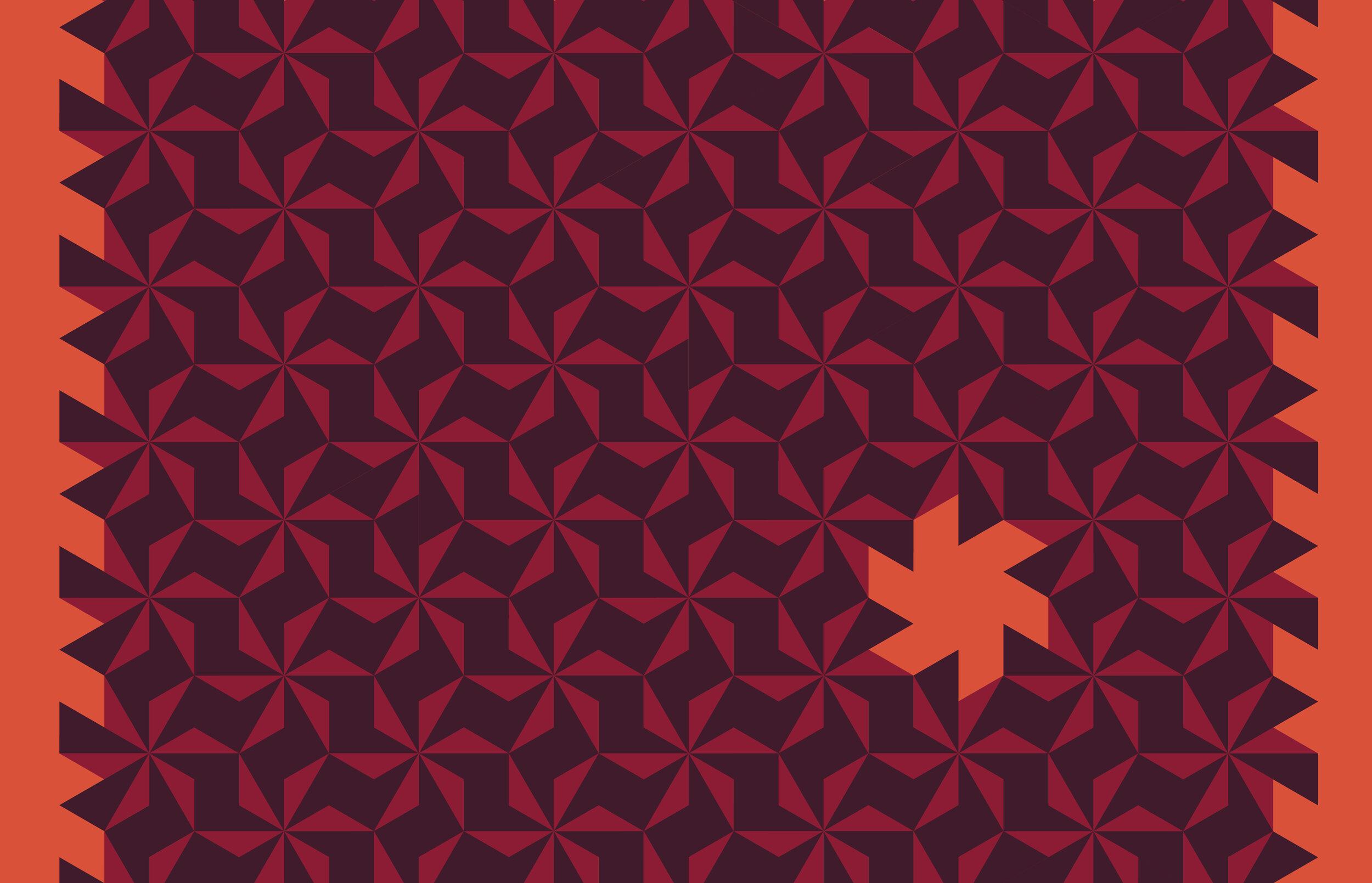 Burgandy Hexagagon Tile.jpg