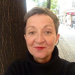 Gunilla Welander, Jurist, RO