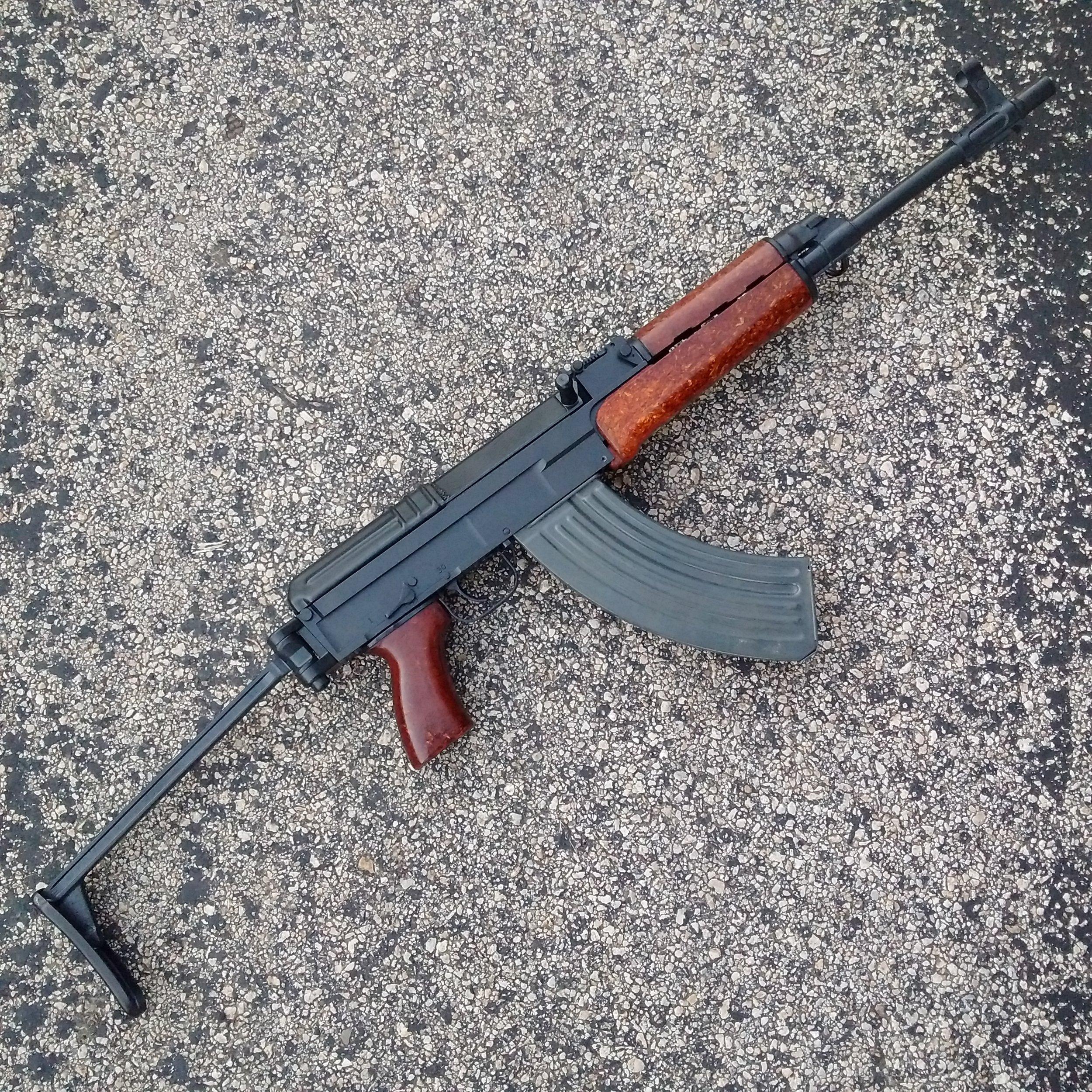 Customized VZ58
