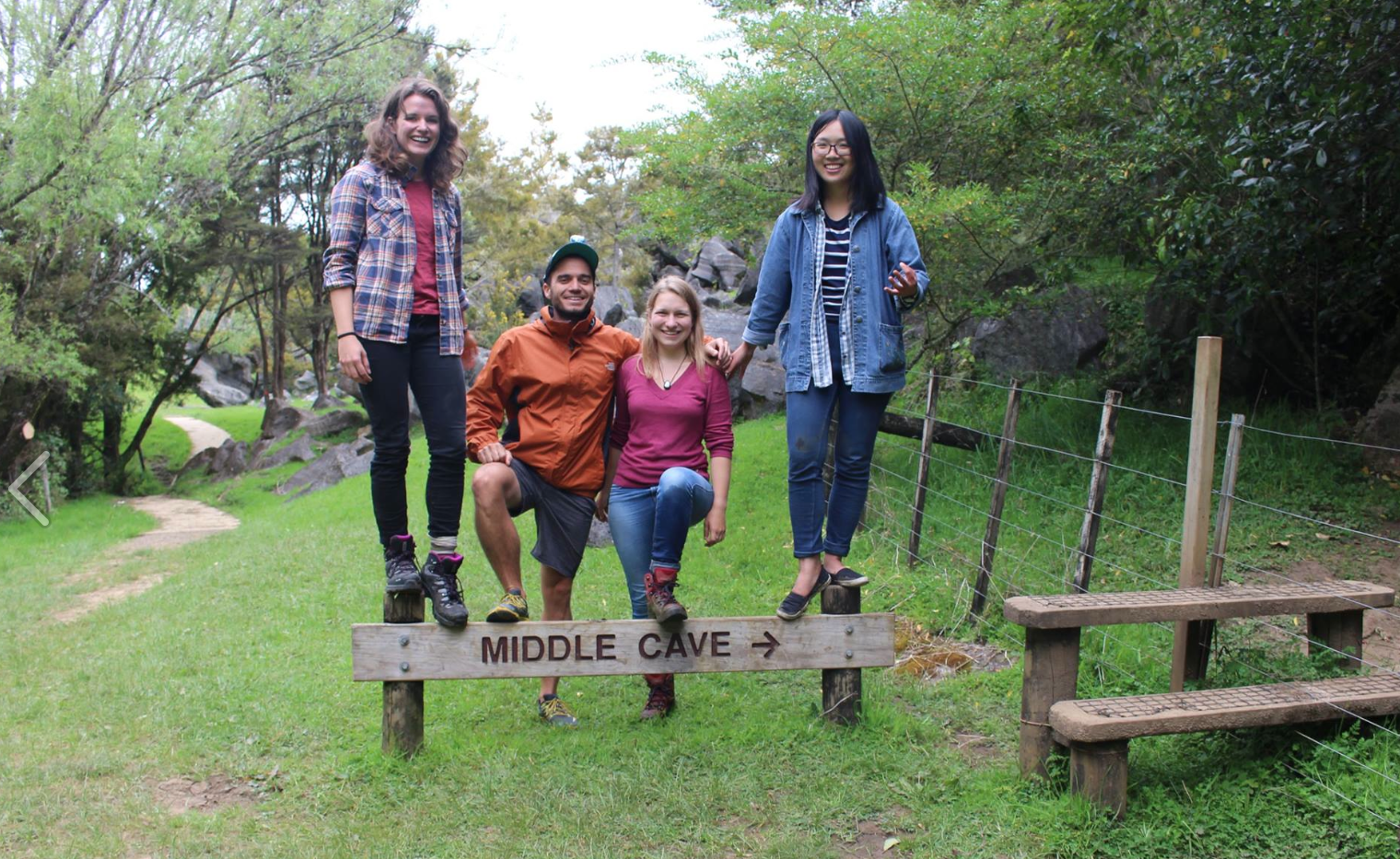 Check out this ragtag team of solo travelers ages 18-32.  Everyone can do it!