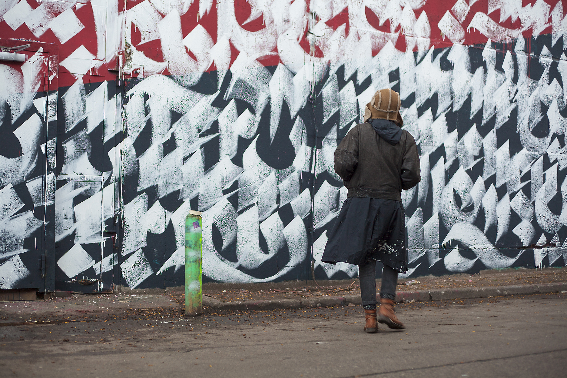 Among Refugees Generation Y - Yiddish Prose as Multilingual Calligraphy in the Public Space of Berlin