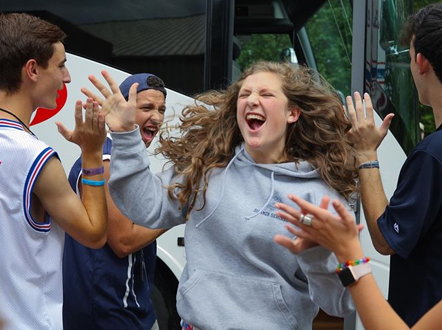 Yea we're pretty much this excited about #EDGE2019 ~finally~ being here! Get pumped up for an awesome week!