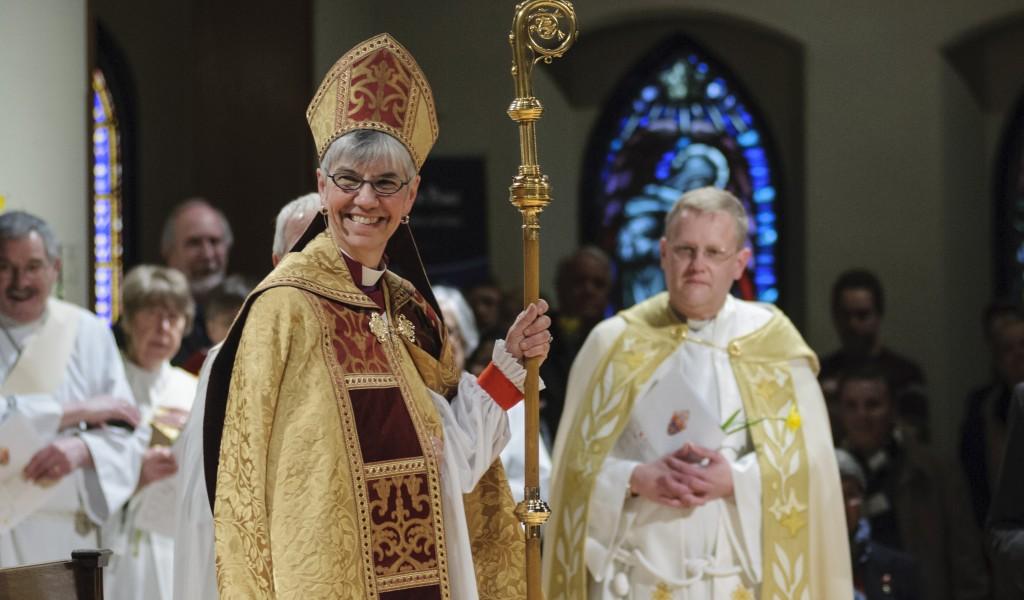 The Right Reverend Melissa Skelton, Bishop of New Westminster