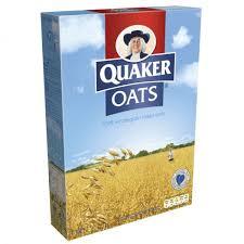 Quaker Service - someone bringing you porridge (quietly)