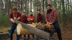 In my head the Men's Fellowship meeting is something like this ...