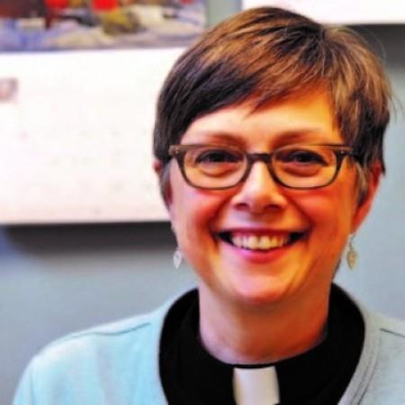 The Reverend Liz Hamel