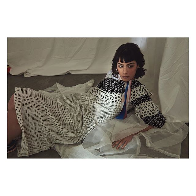 Under Construction    AD @theyinglui  HMUA @makeupbyemaciobanu  Styling @gina__stylist  Model @laisbot @nevsmodels  #london #studio #portrait #model #test #editorial #beauty #fashion #makeportraits #photography #picoftheday #tbt #throwback