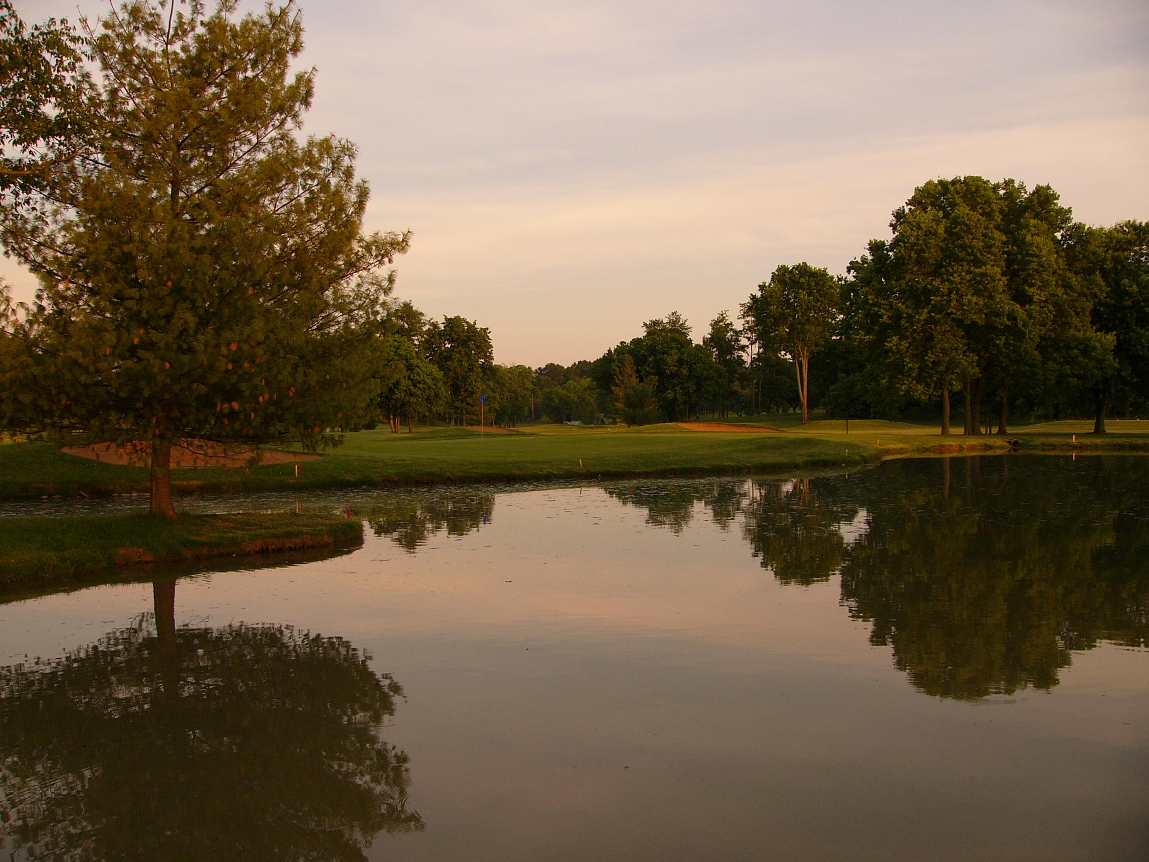 Golf at Cress Creek