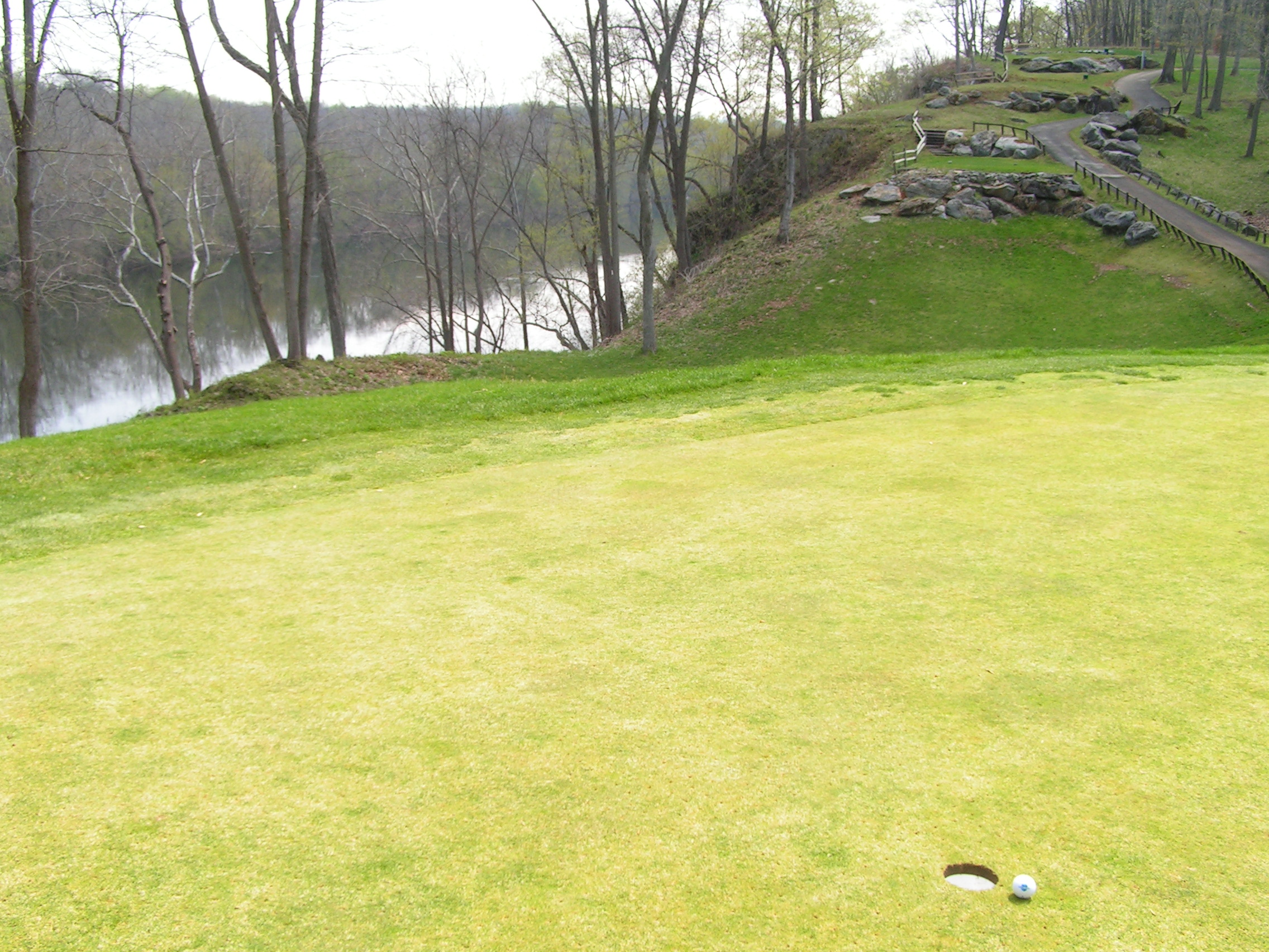 Cress Creek Golf on the Potomac River