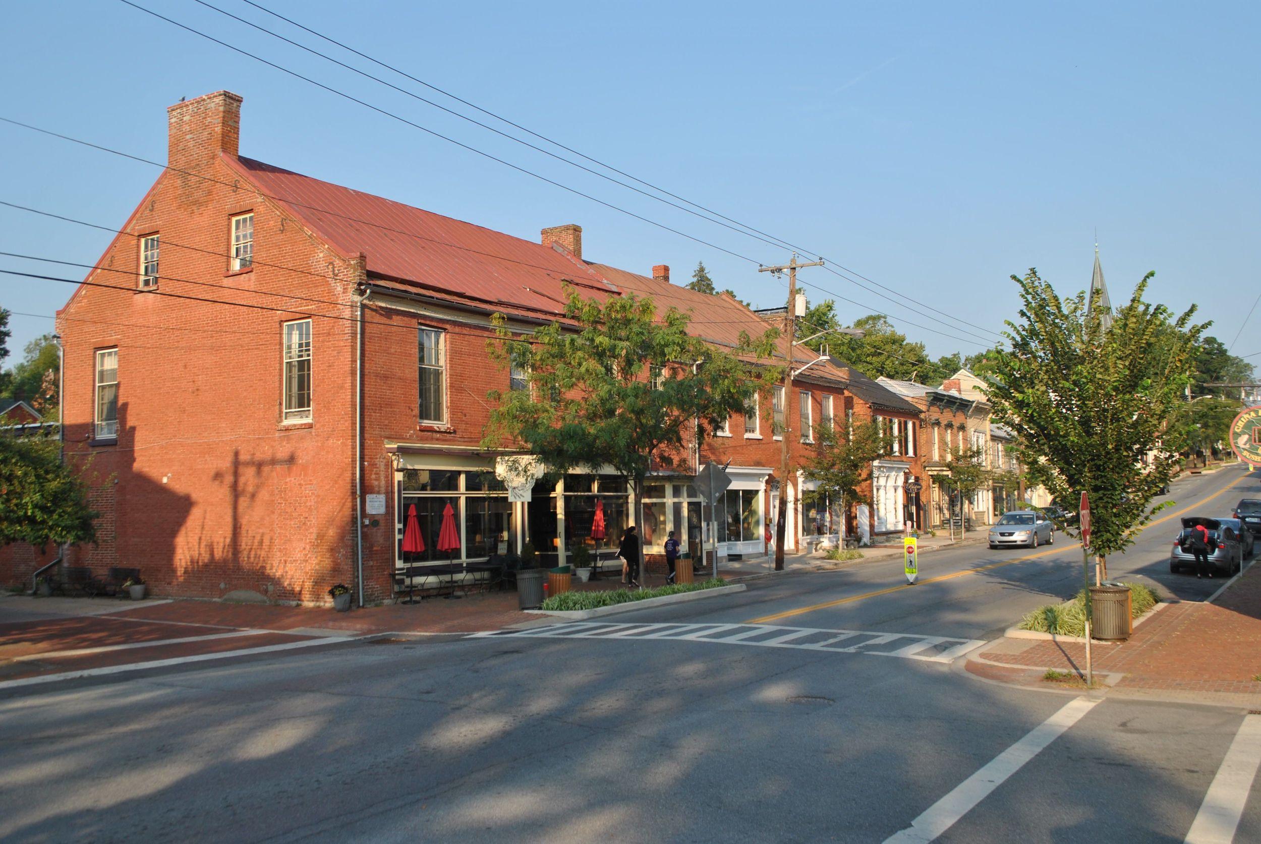 Streets of Shepherdstown