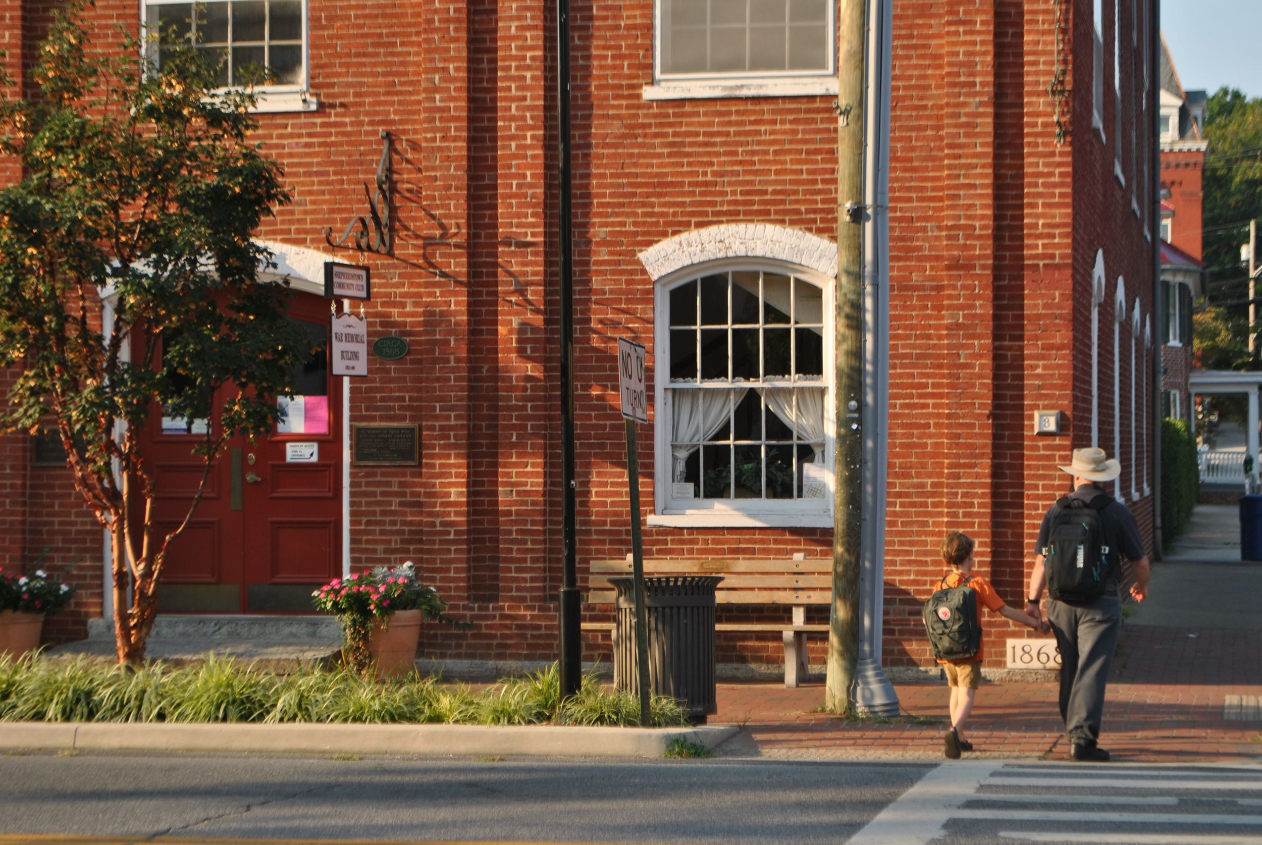 Community Center in Shepherdstown