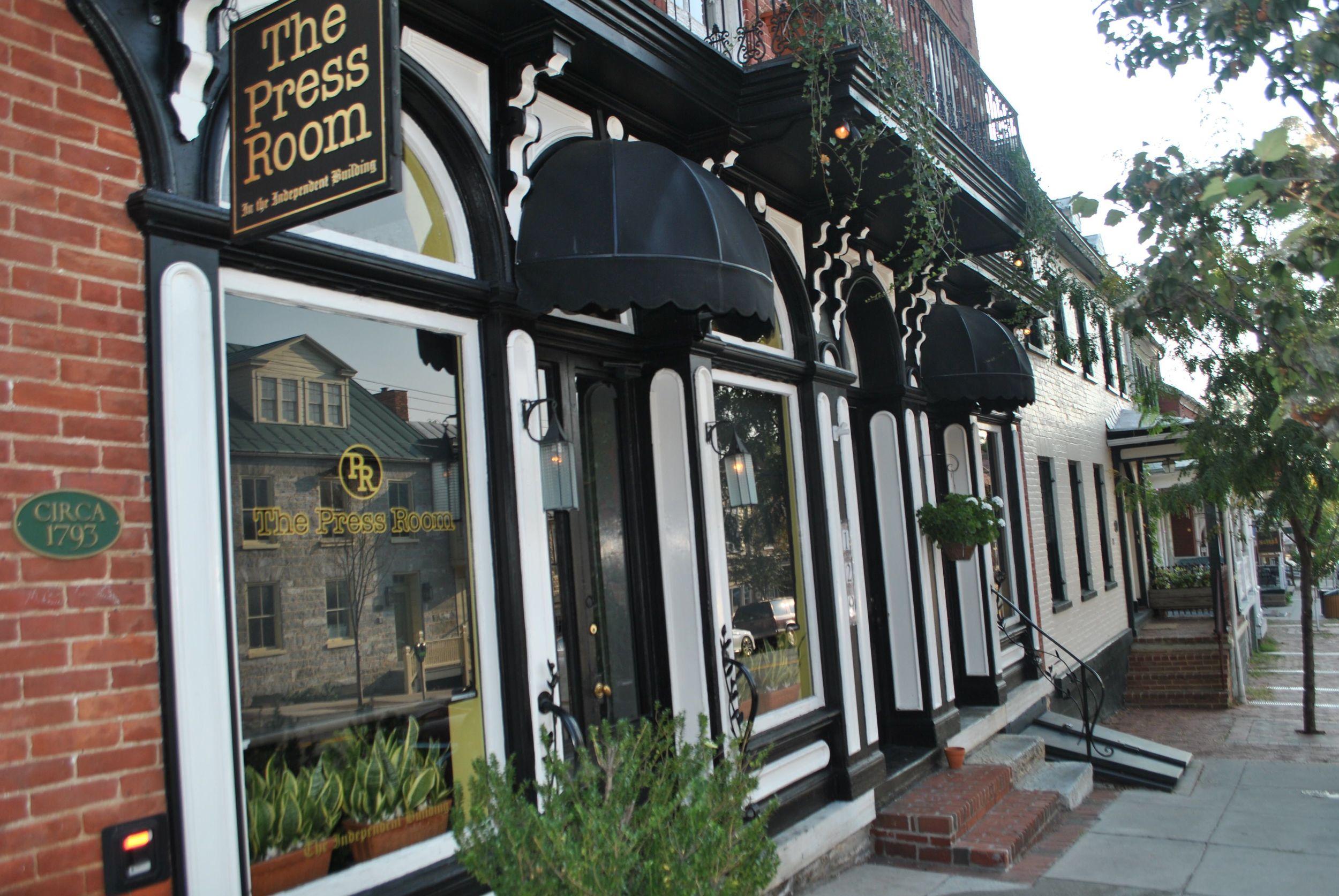Shepherdstown Restaurant