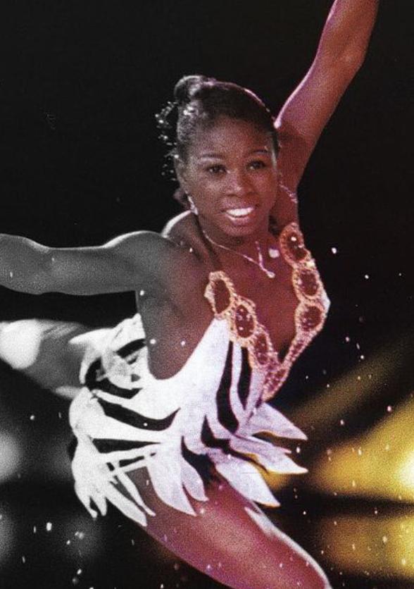 Figure Skating in Harlem -