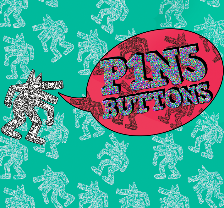 P1N5 Branding Project -