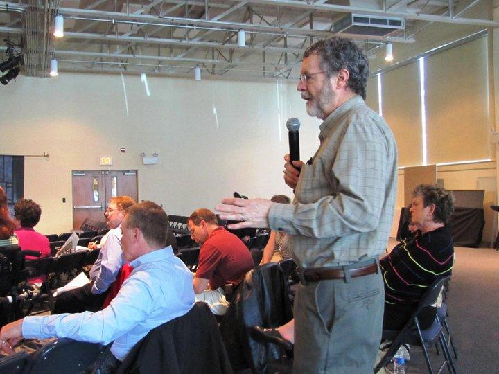 John Weaver, LCSW, founding partner of EYE OF THE STORM, Inc.