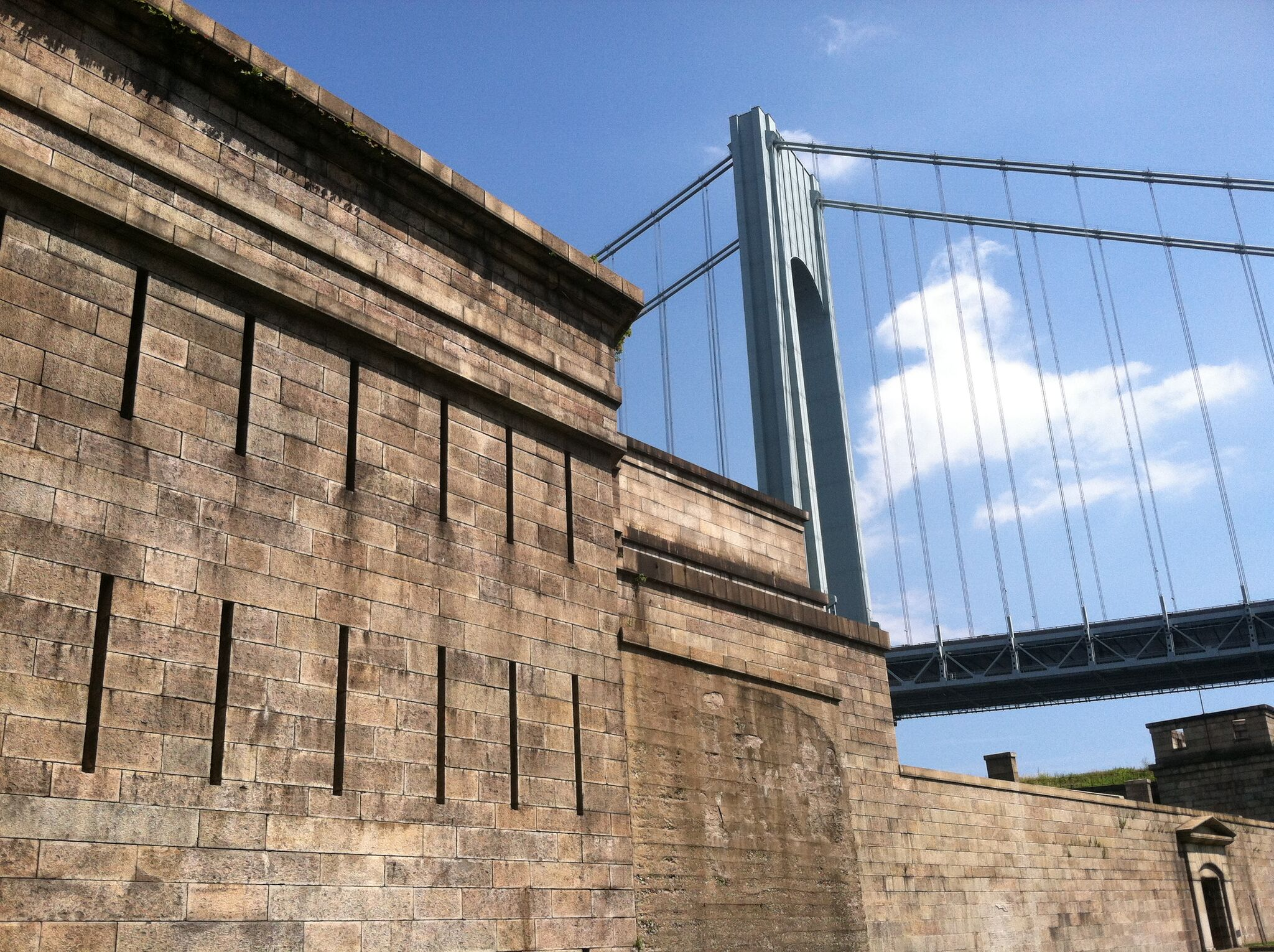 View from Fort Wadsworth