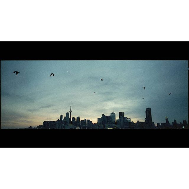 24/7/19. Port lands.  @kodak_shootfilm #ishootfilm #reframedmag #thinkveryl #film #framez #hassleblad #xpan #cinematography #cinebible #thibkverylittle