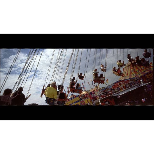30/8/19. Detroit State Fair, Michigan. Candid moments on Kodak Ektachrome Reversal, E6. It's been many years since I shot positive. A bizarre but equally interesting experience. . . . . . @kodak #ishootfilm #reframedmag #thinkveryl #film #framez #mamiya #cinematography #cinebible #thinkverylittle #framez #fujiframez #photocinematica #ektachrome #detroit #candid  #35mmfilm #analogphotography #analoguevibes