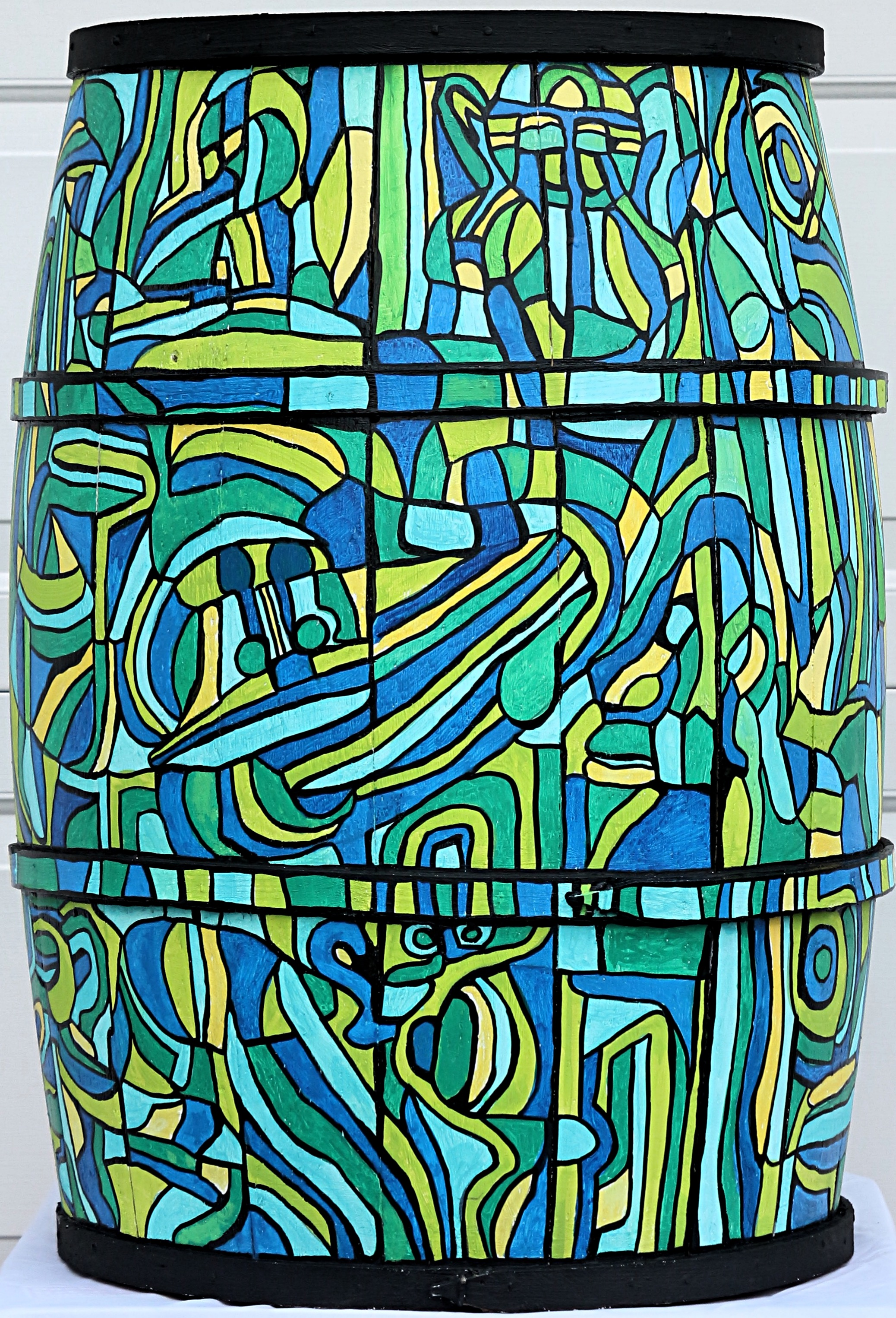 Barrel #1