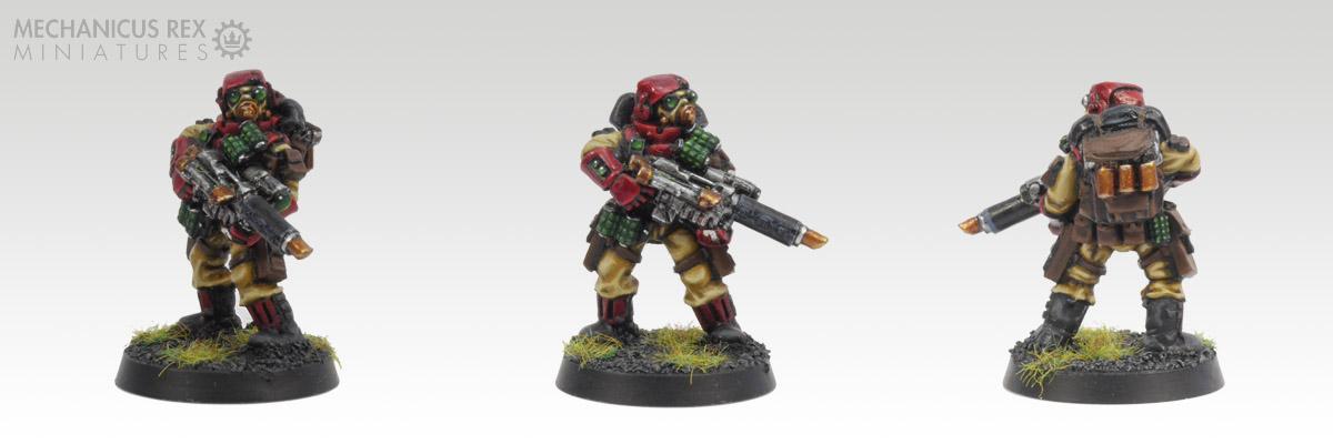 Stormtrooper with Hellgun