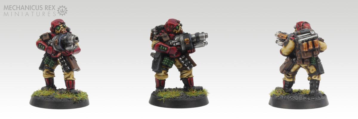 Stormtrooper with Grenade Launcher