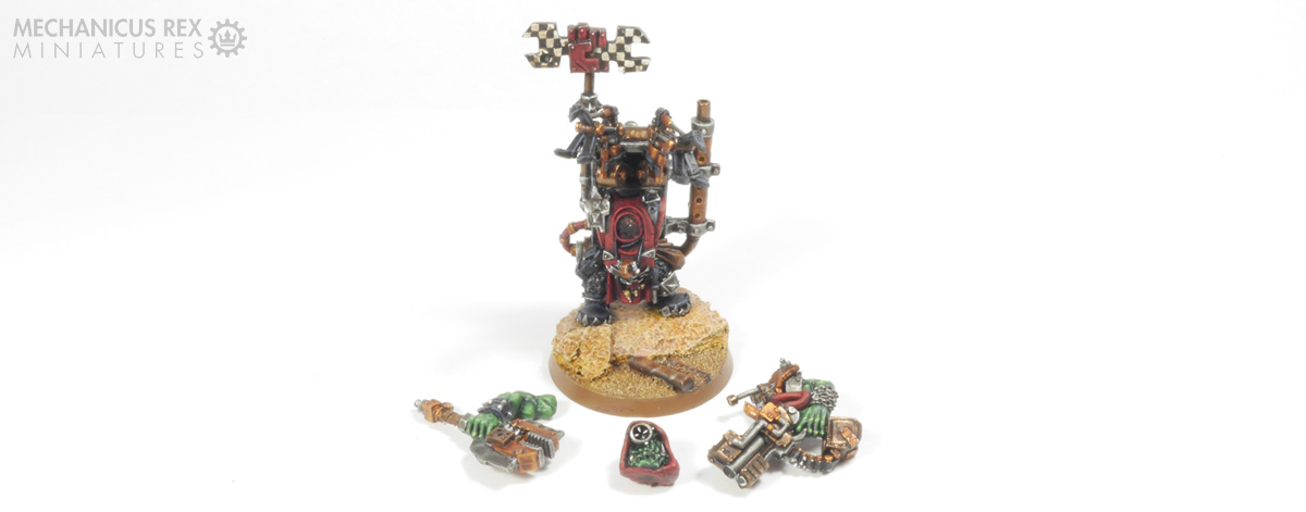 Big Mek Magnets
