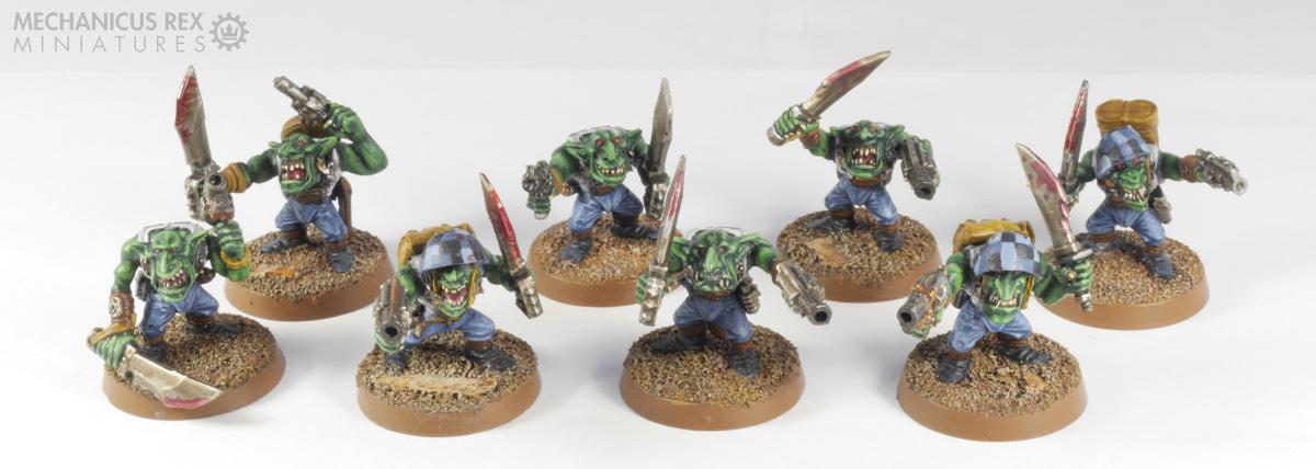 Assault Grots Group