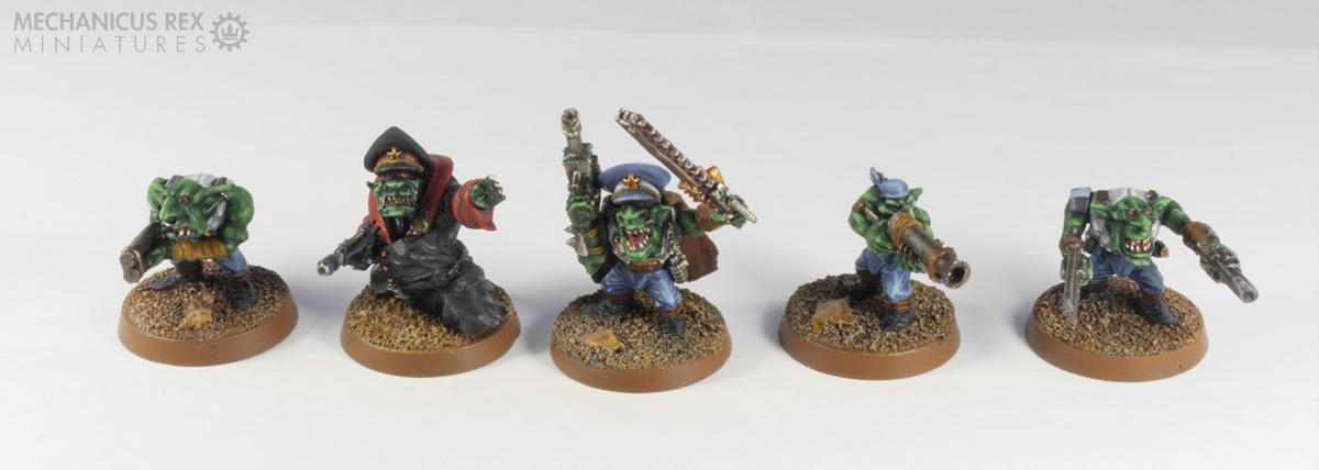 Grot Command Squad