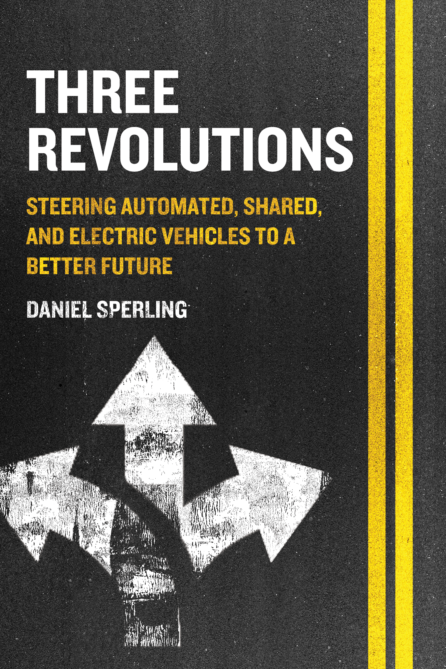 Sperling's latest book - Three Revolutions