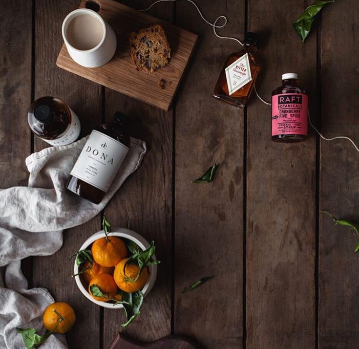 Coffee Mug + Wood Plate Set.jpg