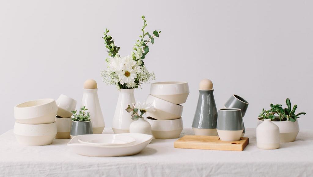 Pottery by Nicole Novena