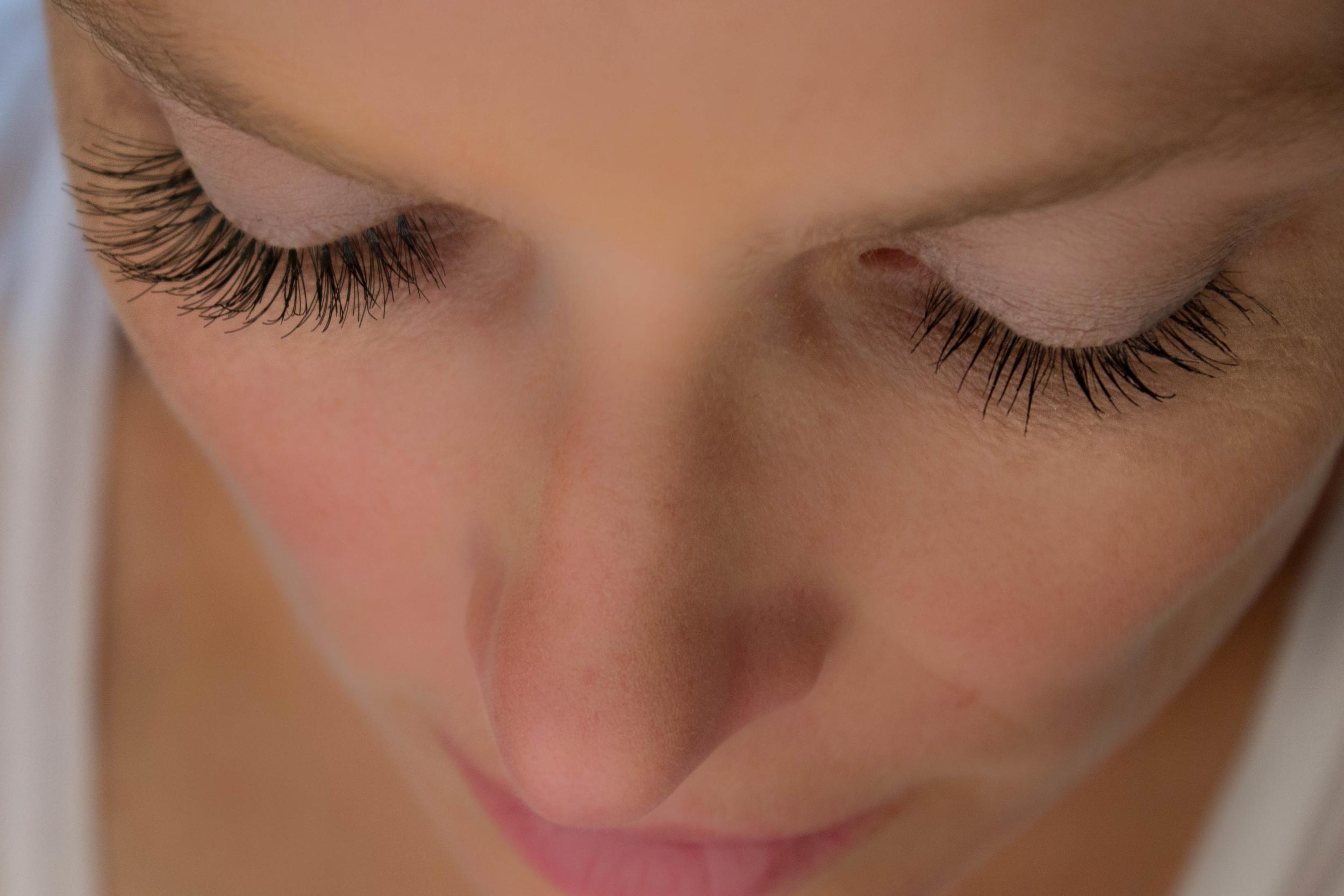 Custom Temporary Individual False lashes