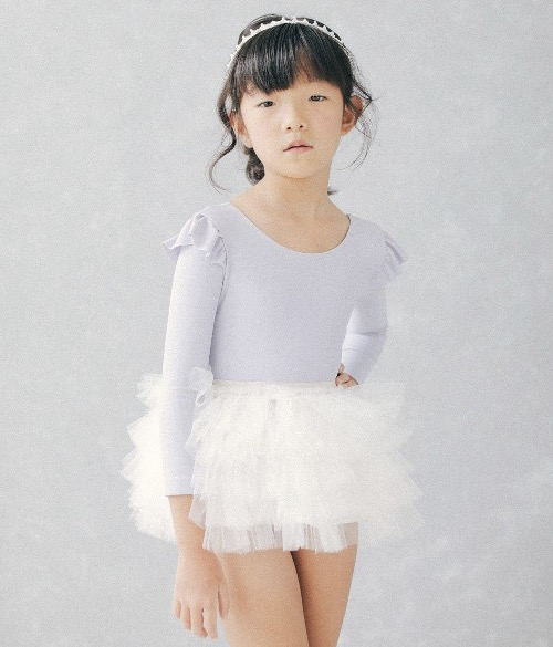 KEROKOO KAHLO KIDS ONE PIECE COSMIC SKY  &  KOKO TUTU WHITE