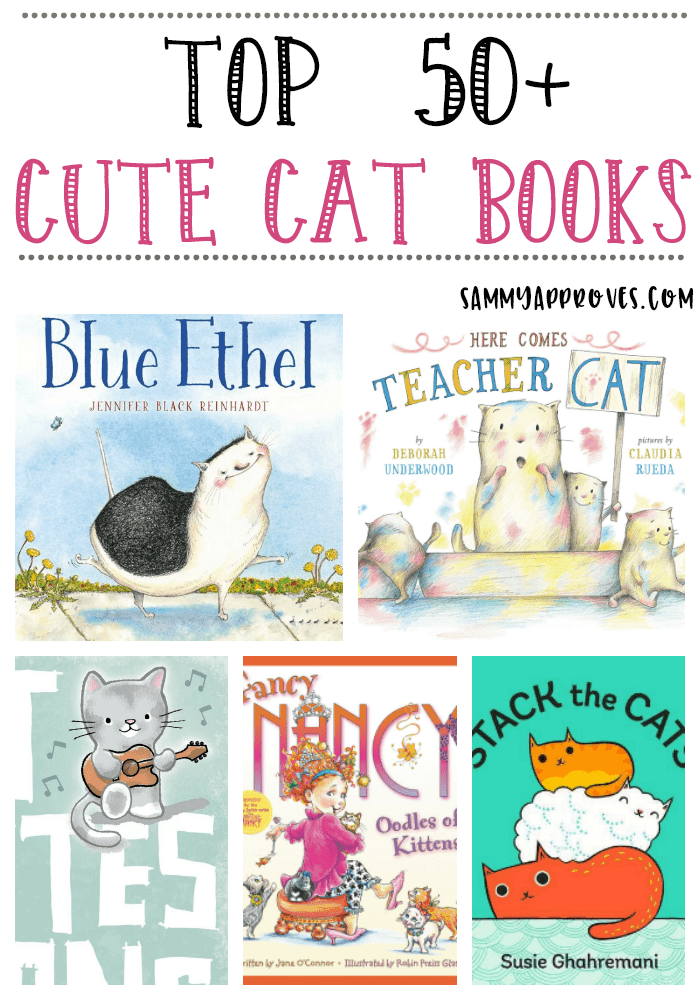 What a cat-tastic list!