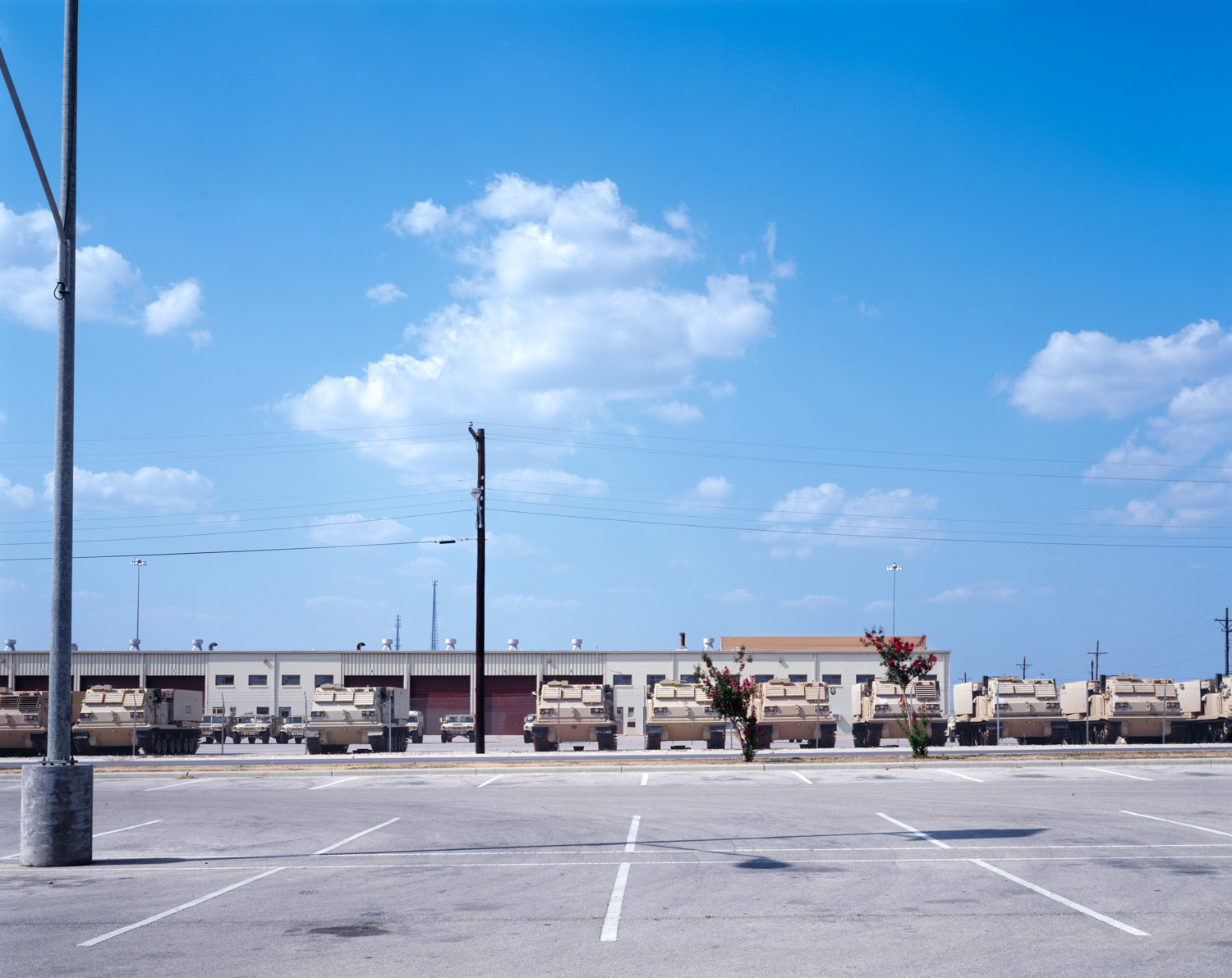 "First Calvary Division, Fort Hood, TX , 2008, Pigment print, 20"" x 30"""