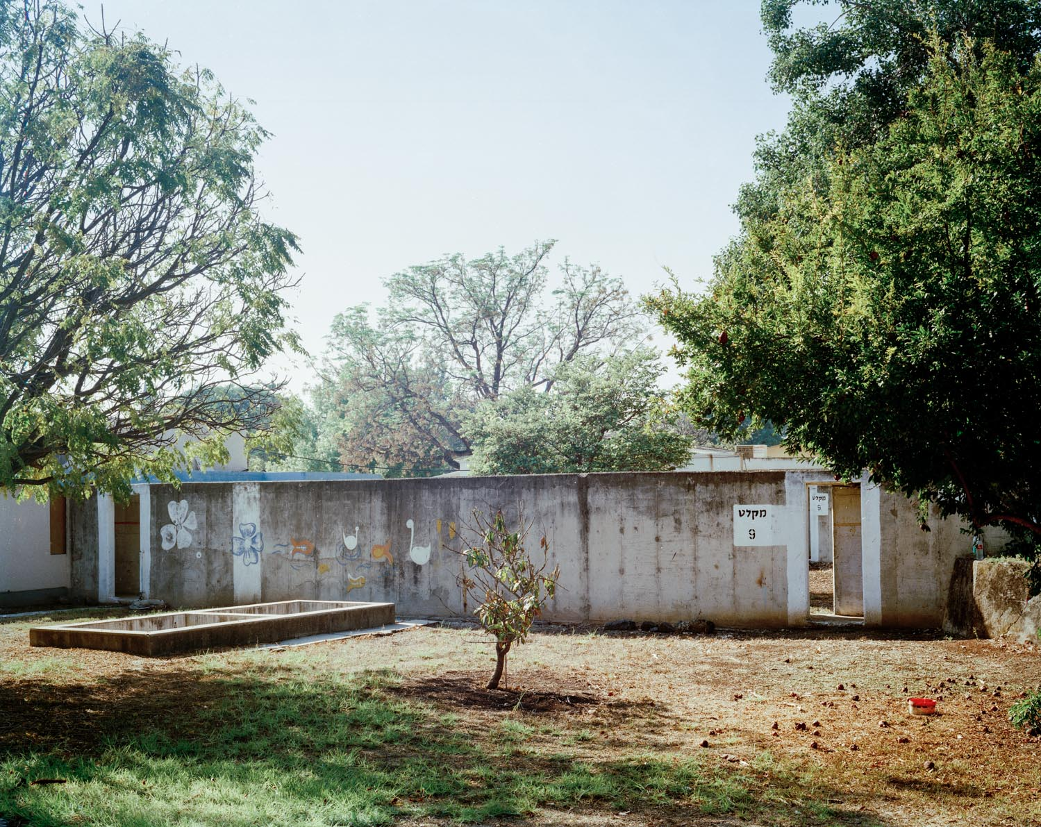 "Shelter #9, Kibbutz Deganya Bet, Northern Israel,  2007, Chromogenic print, 20"" x 30"""