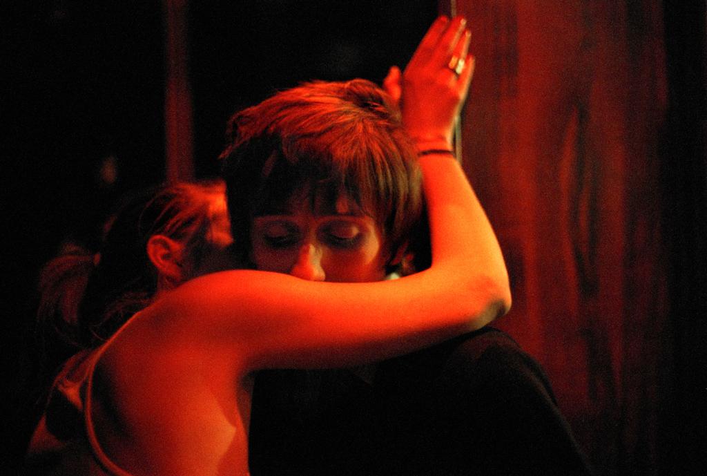 Dancing Couple, Paris, France , 2006, Pigment print