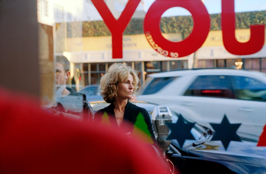 LA Mother, Los Angeles, CA, 2009 , Pigment print