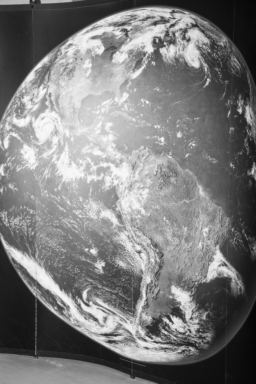 """The Earth, Museum of Natural History, University of Michigan , 2015, Pigment print, 23.25"""" x 15.5"""""""