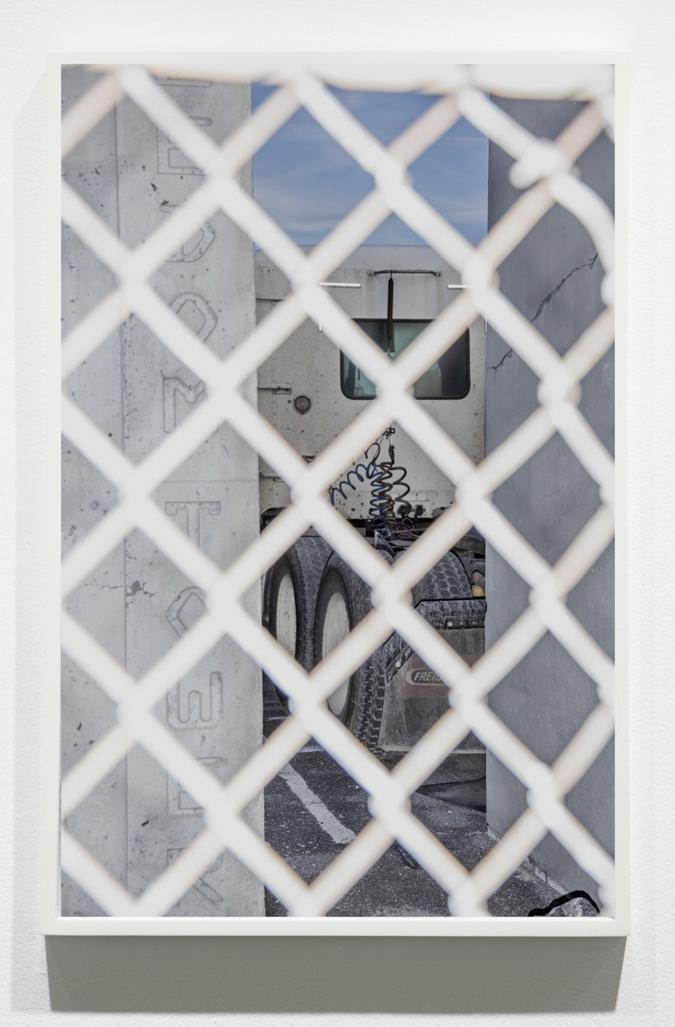 "EDOM TOWER, Redhook, Brooklyn, NY , 2015, Pigment print, 23.25"" x 15.5"""