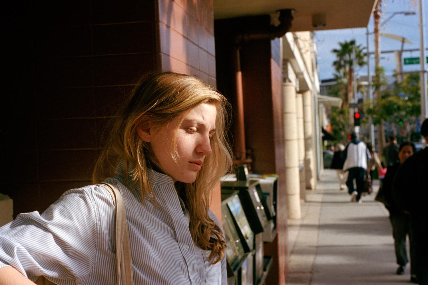 Hannah, Los Angeles, CA , 2009, Pigment print
