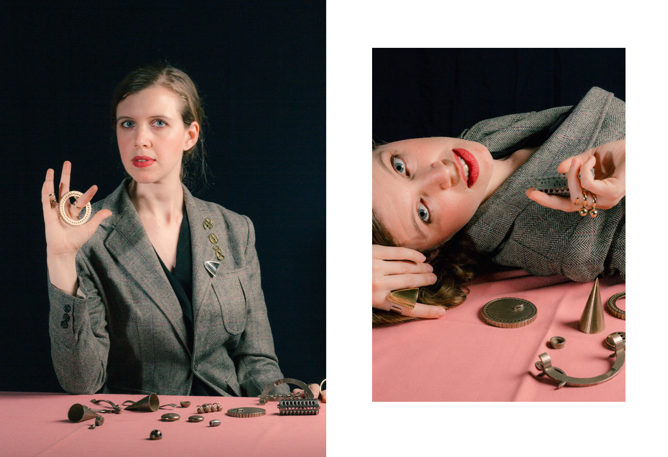 Lia Lowenthal, Artist, 2017
