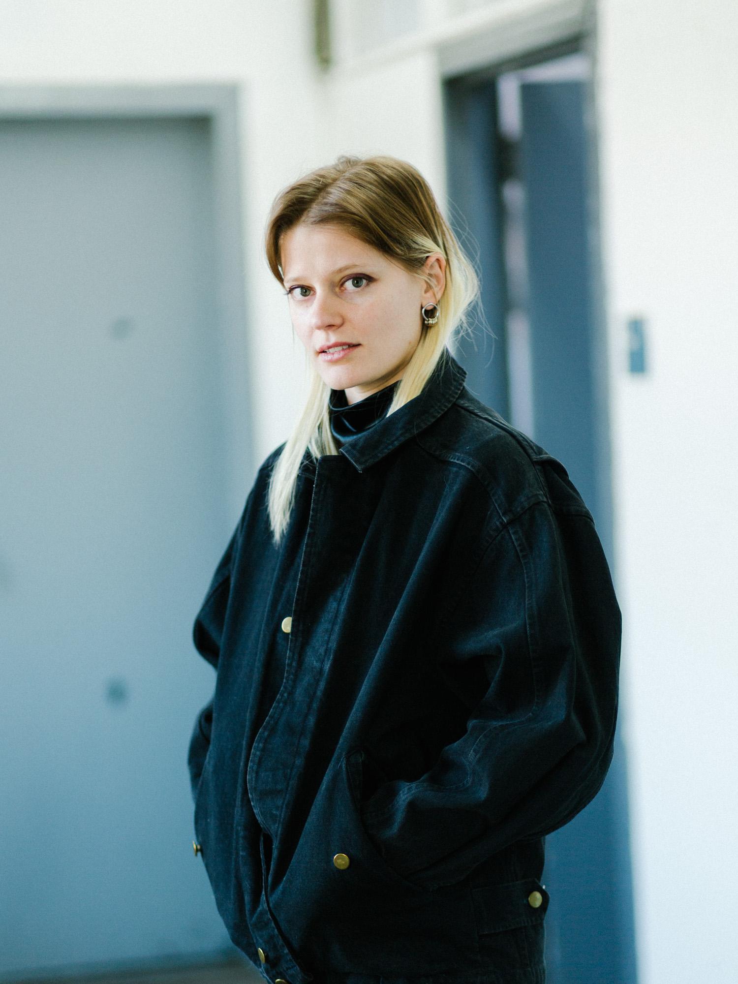 Laura Hunt, Artist, 2018