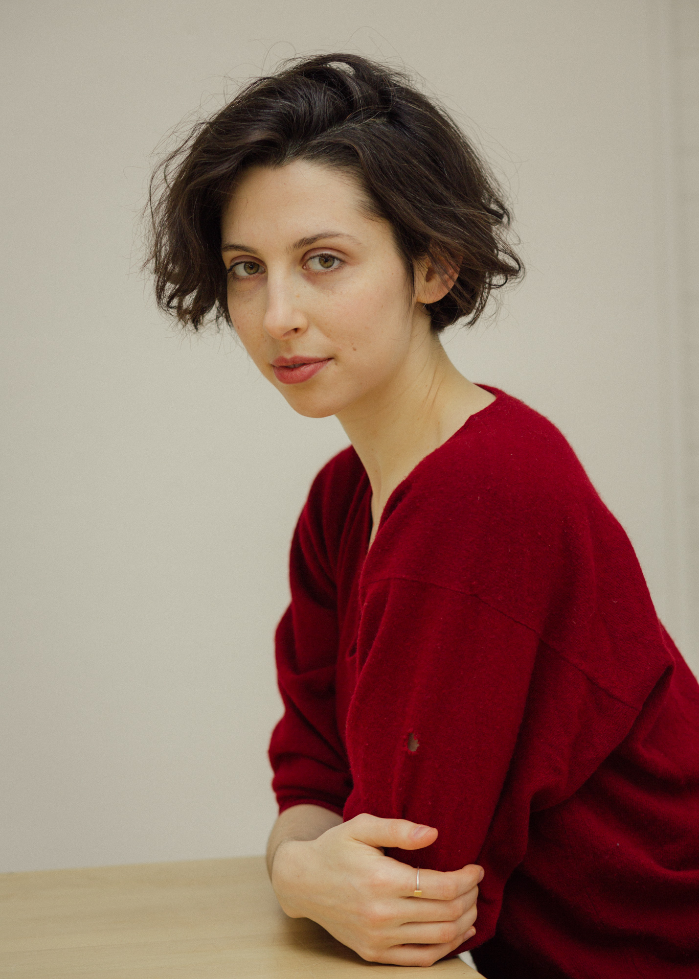 Sonia Epstein, Curator, 2018